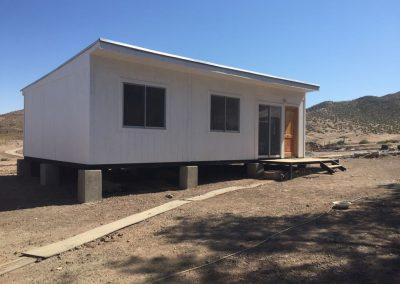 Casa Reconstrucción
